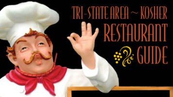 Tri-State Area <i class='icon-OK'>OK</i> Kosher Restaurant Guide