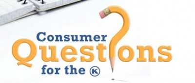 Consumer Questions for the <i class='icon-OK'>OK</i> – Pesach 5768
