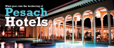 Pesach Hotels