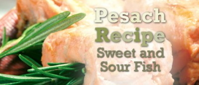 Pesach Recipe