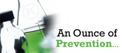 An Ounce of Prevention…