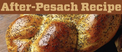 After-Pesach Recipe