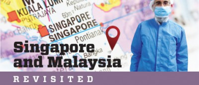 Singapore and Malaysia Revisited Part 1