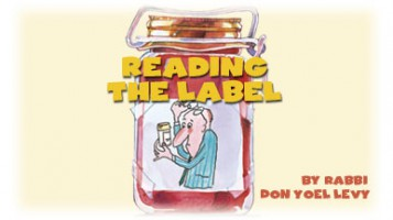 Reading the Label
