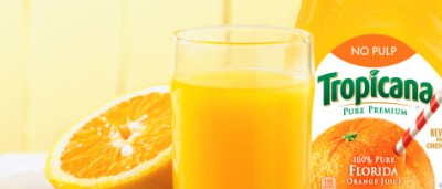 Tropicana Orange Juice is more mehudar for Pesach