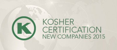 <i class='icon-OK'>OK</i> Kosher Certification – New Companies 2015