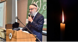 """Continuing the Legacy of Rabbi Don Yoel Levy OB""""M"""