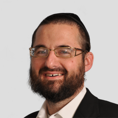 Rabbi Jacob Perlov, Regional Customer Relations Coordinator