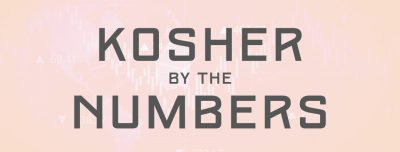 Kosher by the Numbers