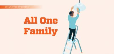 Chassidic Insights: All One Family