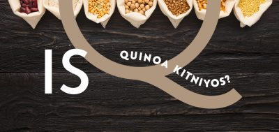 Is Quinoa Kitniyos?