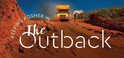 Keeping Kosher In…The Outback