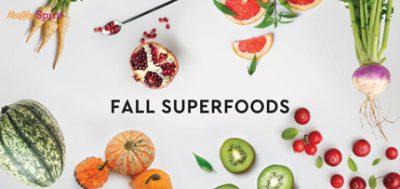 Healthy Spirit: Fall Superfoods