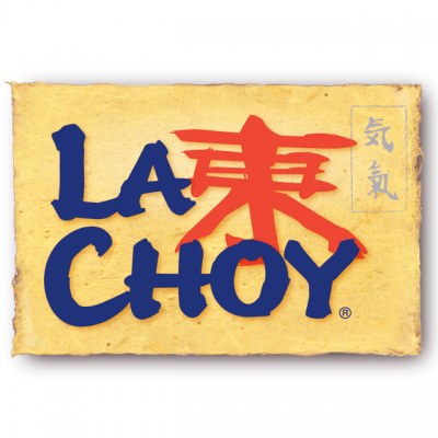 """""""La Choy"""" Logo With Chinese Letters"""