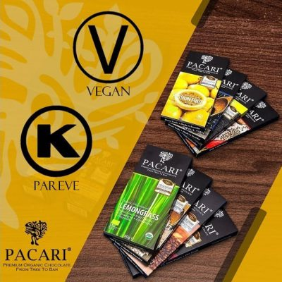 Pacari Instagram Post - Now OK Kosher Certified