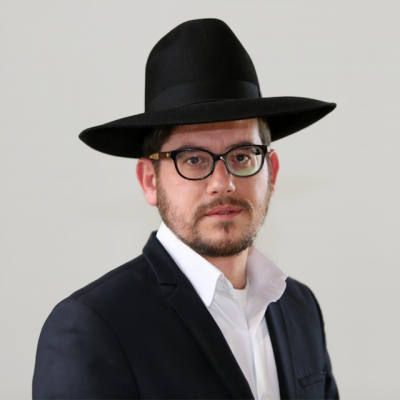 Rabbi Avraham Rapoport, Regional Operations Manager