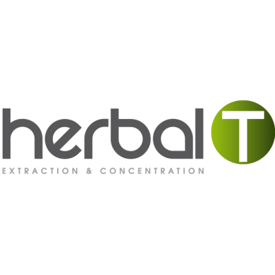 """""""Herbal T: Extraction & Concentration"""" Logo"""